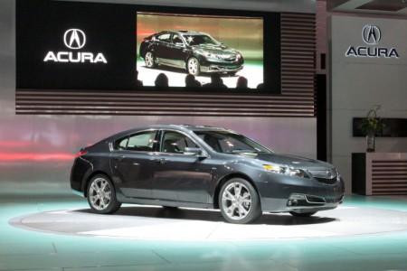 Acura TL Review - Acura tl upgrades
